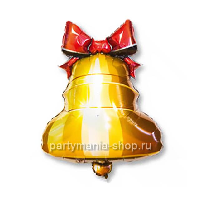 «Колокольчик», фольгированный шар