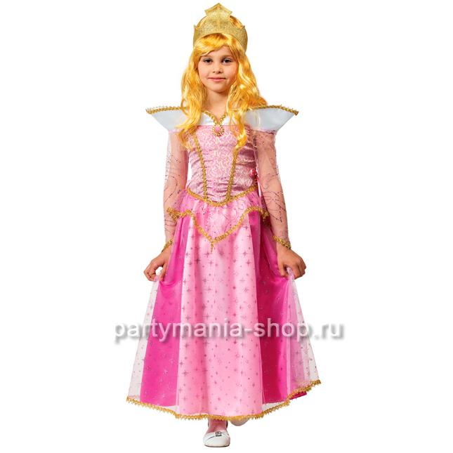 Костюм принцесса Аврора