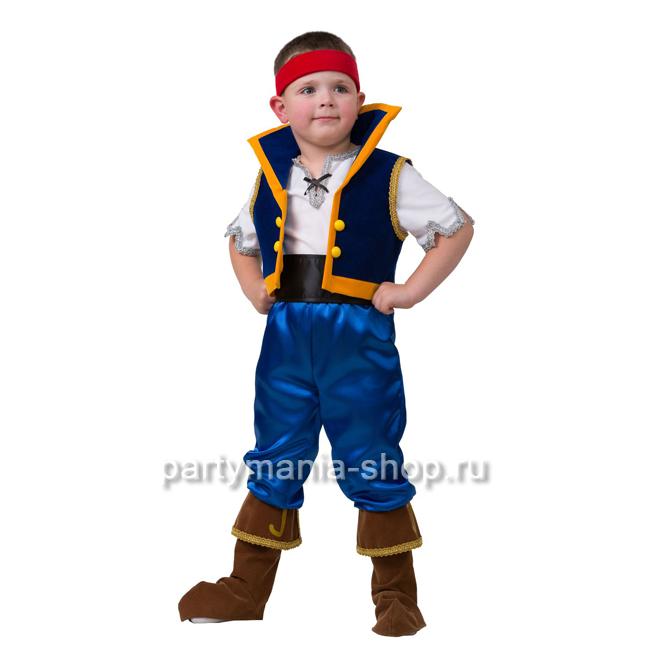 Костюм Джейка (Пираты Нетландии)