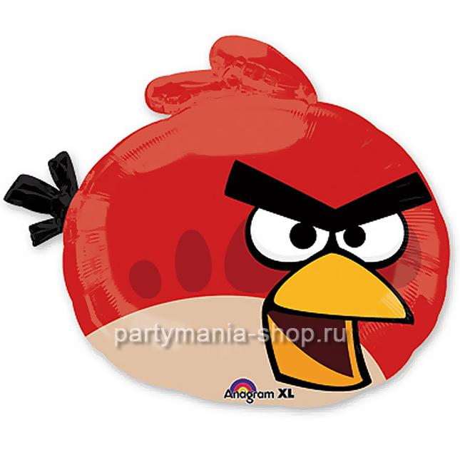 Красная птичка Angry Birds