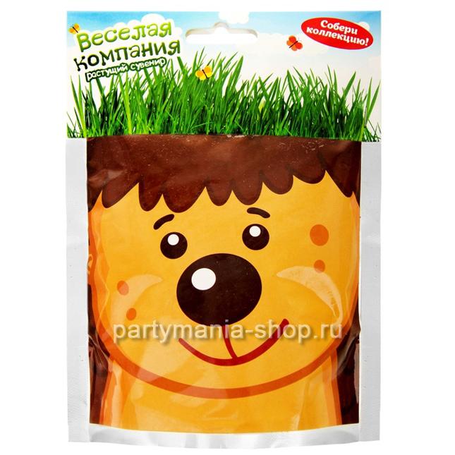 Растущая трава «Ежик»