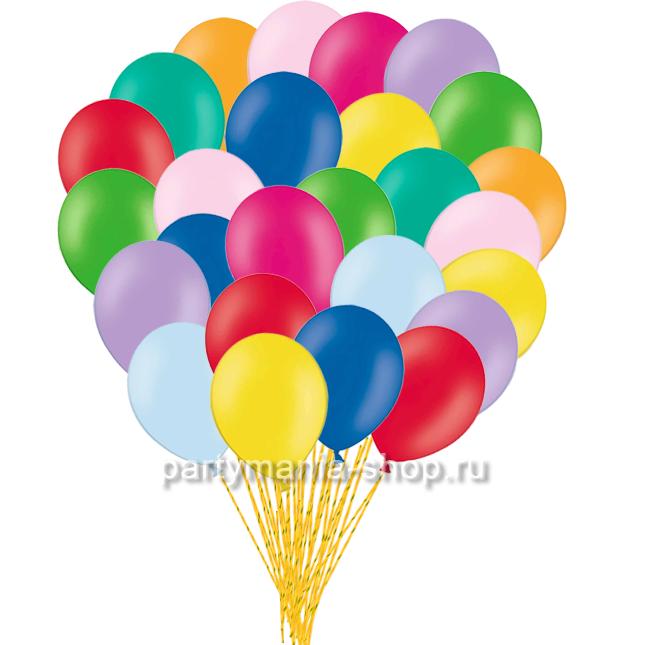 50 шаров с бесплатной доставкой!