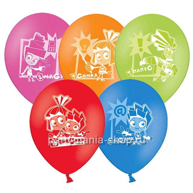 «Фиксики» воздушные шары