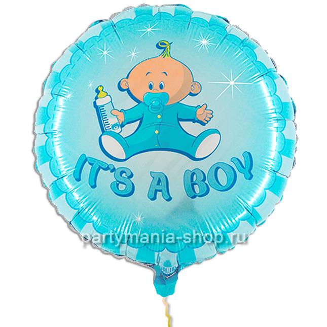 Фольгированный шар It's a BOY