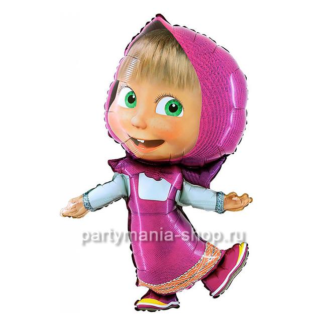«Маша» фигурный шар с гелием