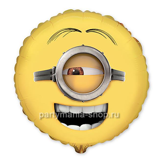 Стюарт, фольгированный круг