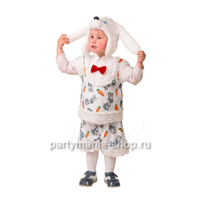 Зайчонок Плутишка