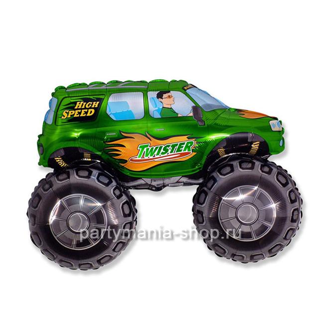 Зеленая машина (джип)