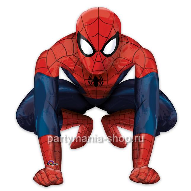 «Человек-паук», ходячая фигура