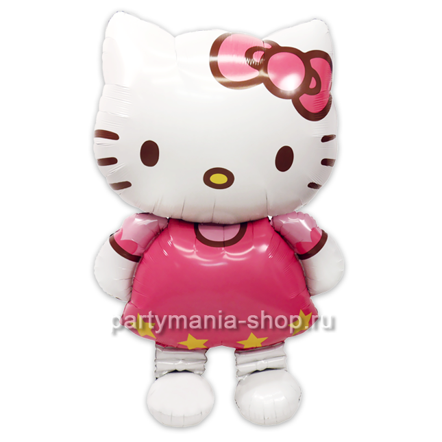 «Hello Kitty» ходячая фигура