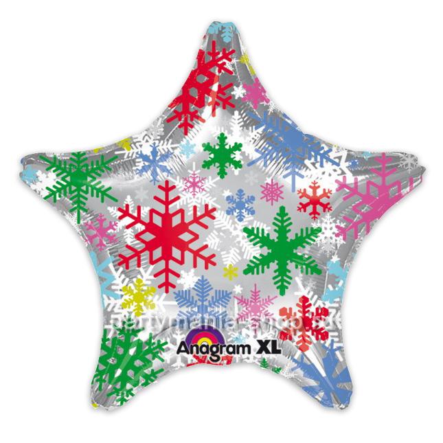 «Звезда со снежинками»