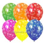 «Детские улыбки», шары ассорти
