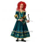 Костюм принцессы Мериды с луком