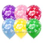 Ассорти «Сердечки» пастель+декоратор 14