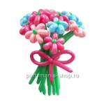 Маргаритки цветы из шаров