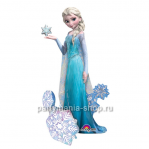 «Эльза» Снежная Королева, ходячий шар