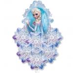 «Холодное сердце» композиция из шаров