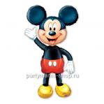 Микки Маус ходячая фигура