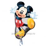 «Микки танцующий» фигурный шар