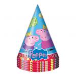 Набор колпаков «Свинка Пеппа» 6 шт.