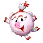 «Нюша» фигурный шар
