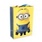 Пакет подарочный «Миньоны»