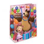 Пакет подарочный «Приключения Маши»