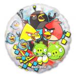 Прозрачный шар Angry Birds 66 см