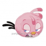 Розовая птичка Angry Birds