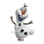 «Снеговик Олаф» фигурный шар