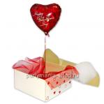 Шар «Happy Valentine Day» в коробке