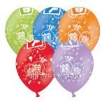 «Фиксики» воздушные шары, круговая печать