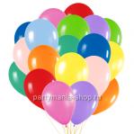 25 шаров пастель с бесплатной доставкой