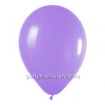Сиреневый шар пастель 35 см