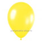 Желтый шар пастель 35 см