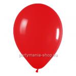 Красный шар пастель 35 см