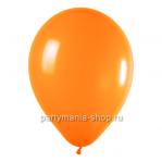 Оранжевый шар пастель 35 см