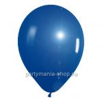 Синий шар металлик 33 см