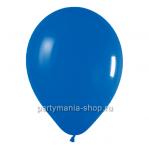 Синий шар пастель 35 см