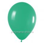 Зеленый (форест) шар пастель 35 см