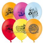 «Человек-Паук» воздушные шары