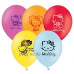 «Hello Kitty» воздушные шары