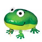 «Лягушка» фигурный шар с гелием
