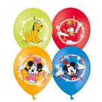 «Микки Маус» воздушные шары с 3-х цветной печатью