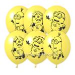 «Миньоны» воздушные шары 30 см