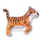 Тигр фигурный шар с гелием
