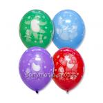 «Маша и Медведь» воздушные шары с круговой печатью
