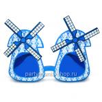 Карнавальные очки «Мельница»