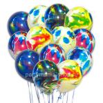 «Космос», шары с гелием