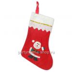 Носок для подарков «Дед Мороз»